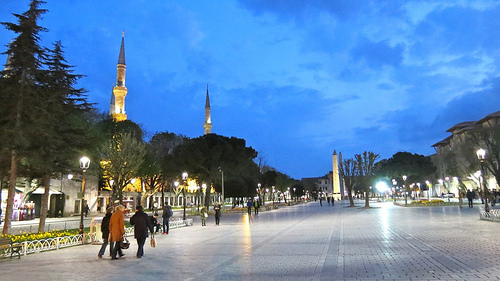 sultanahmet square photo