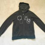 Fleece hoodie