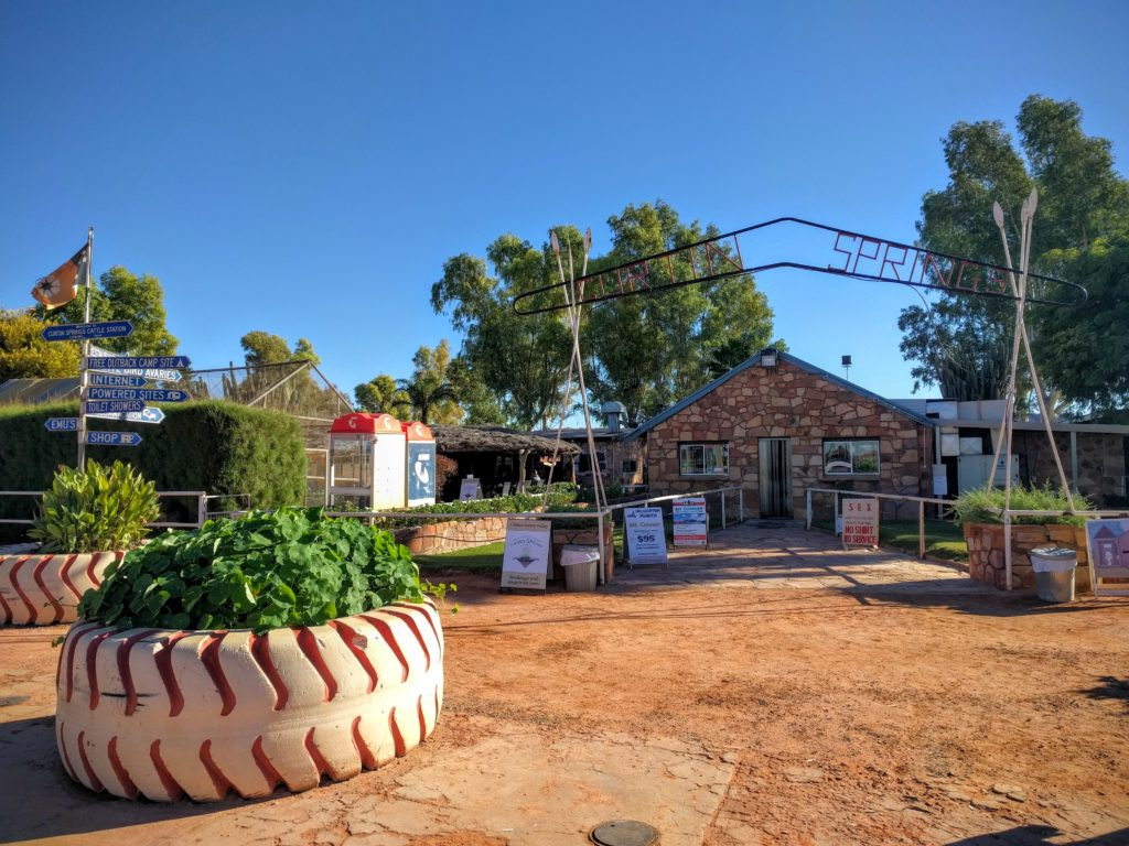 Curtin Springs Cattle Station