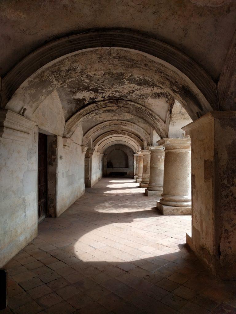Old Antigua Convent