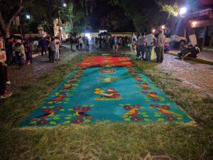 Antigua Lent Carpet