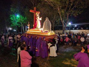 Antigua Lent Processional