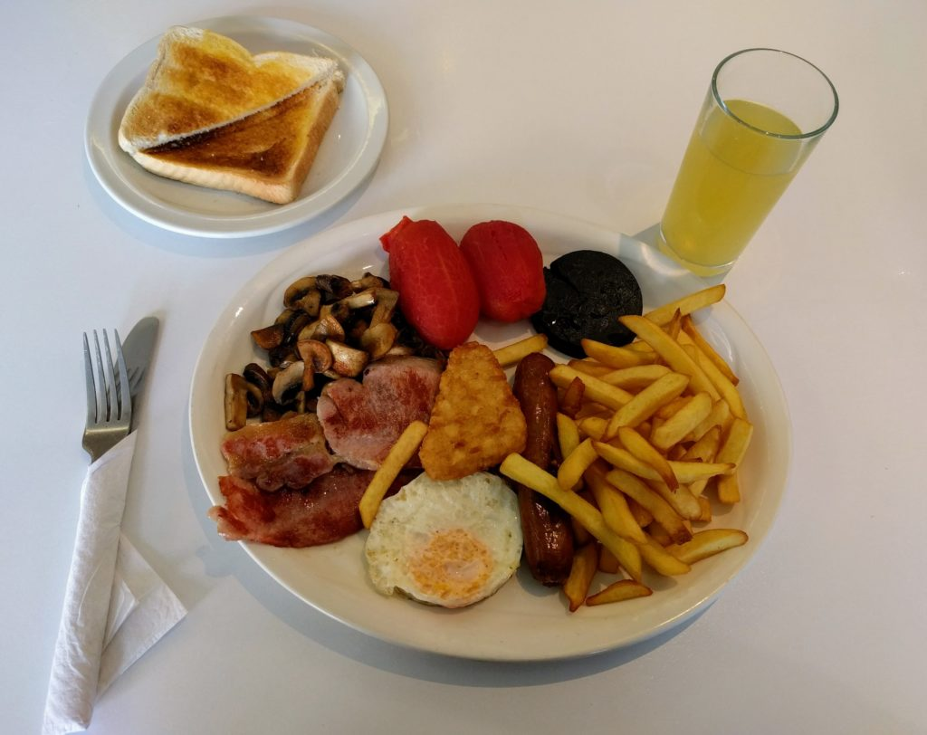 Simple English Breakfast