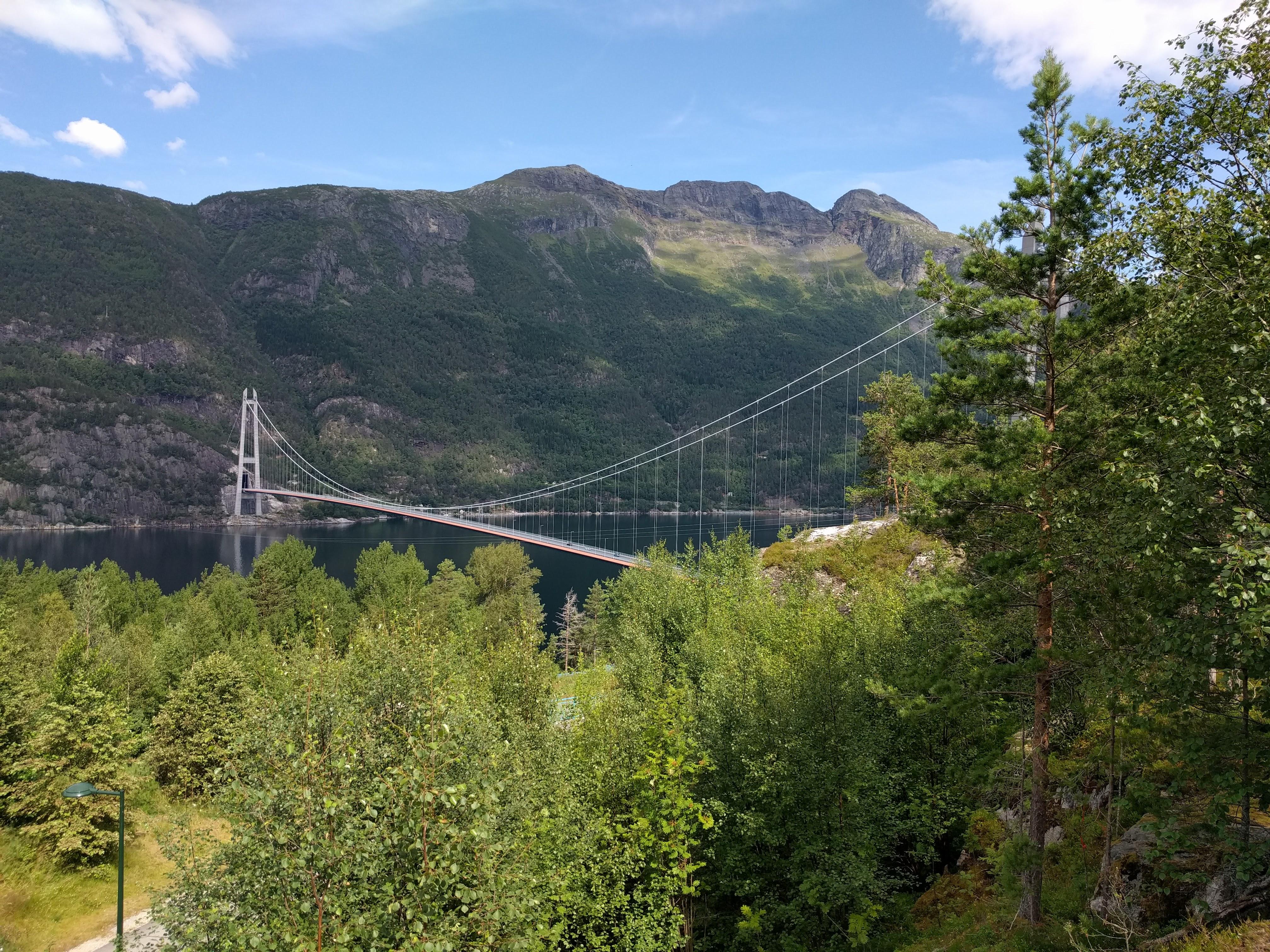 Fjord Bridge