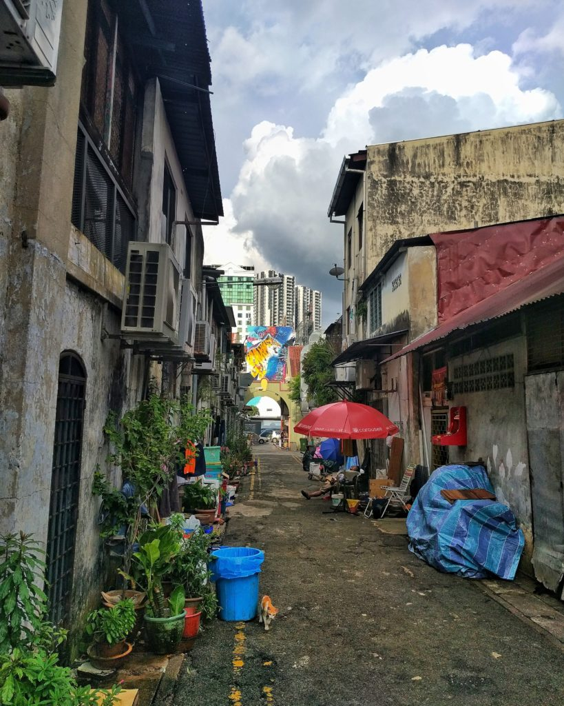 Johor Bahru Alley