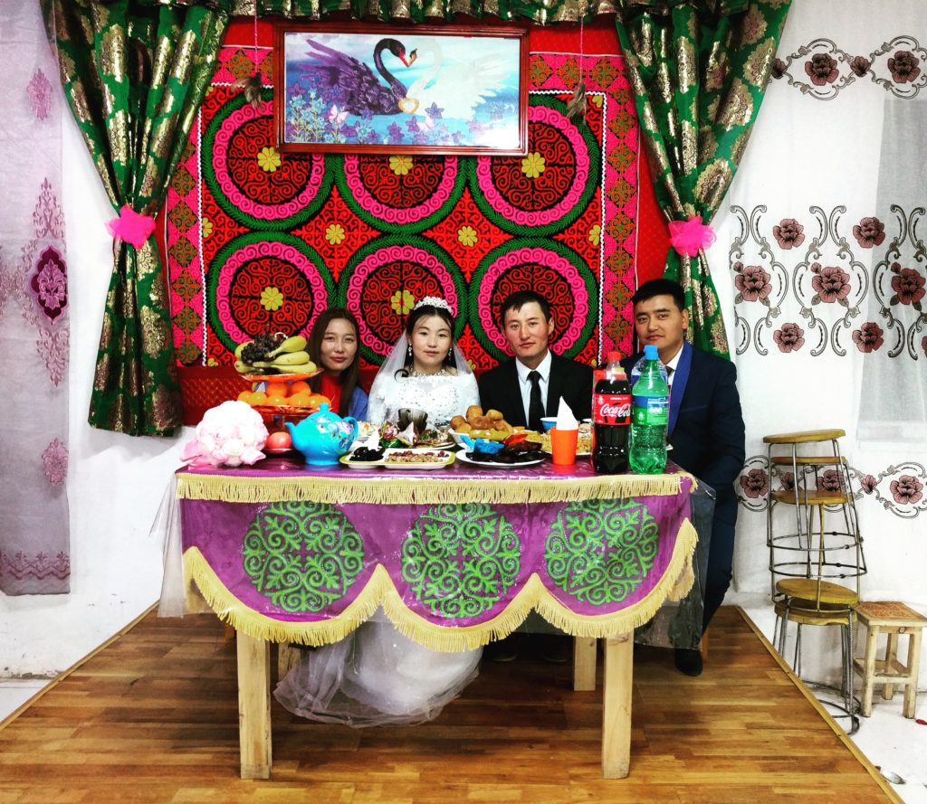 Kazakh Wedding