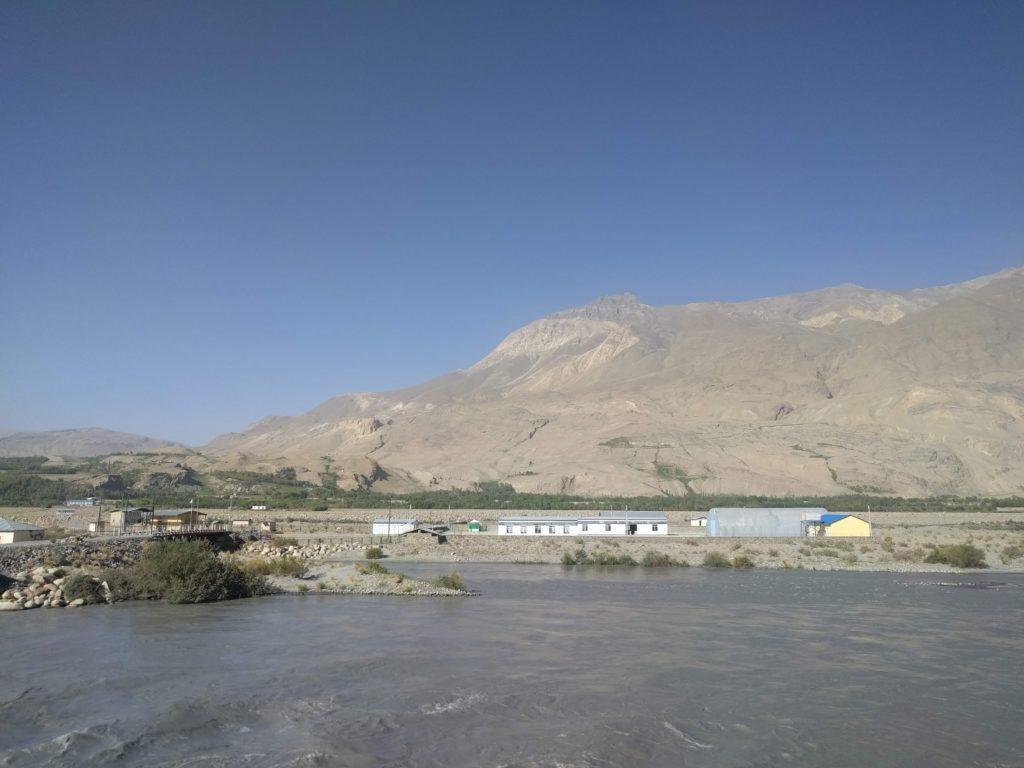 Ishkashem border
