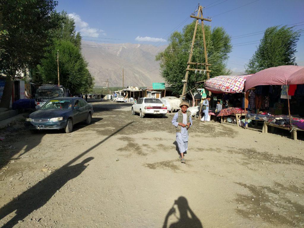 Ishkashem Afghanistan bazaar