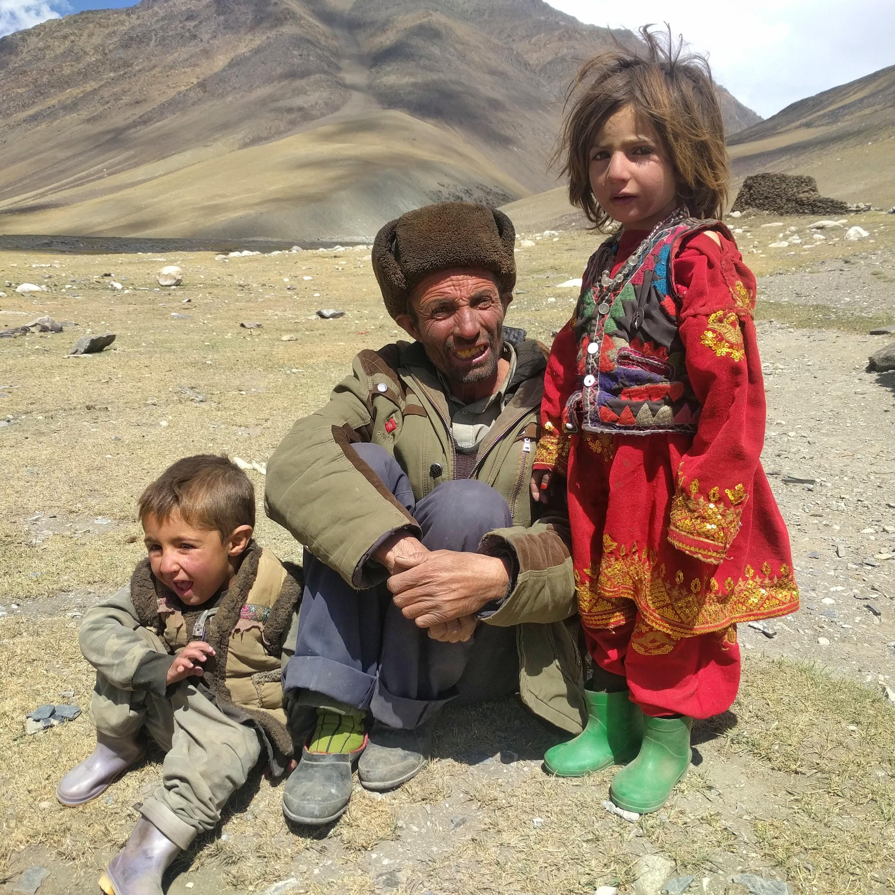 Wakhi Family