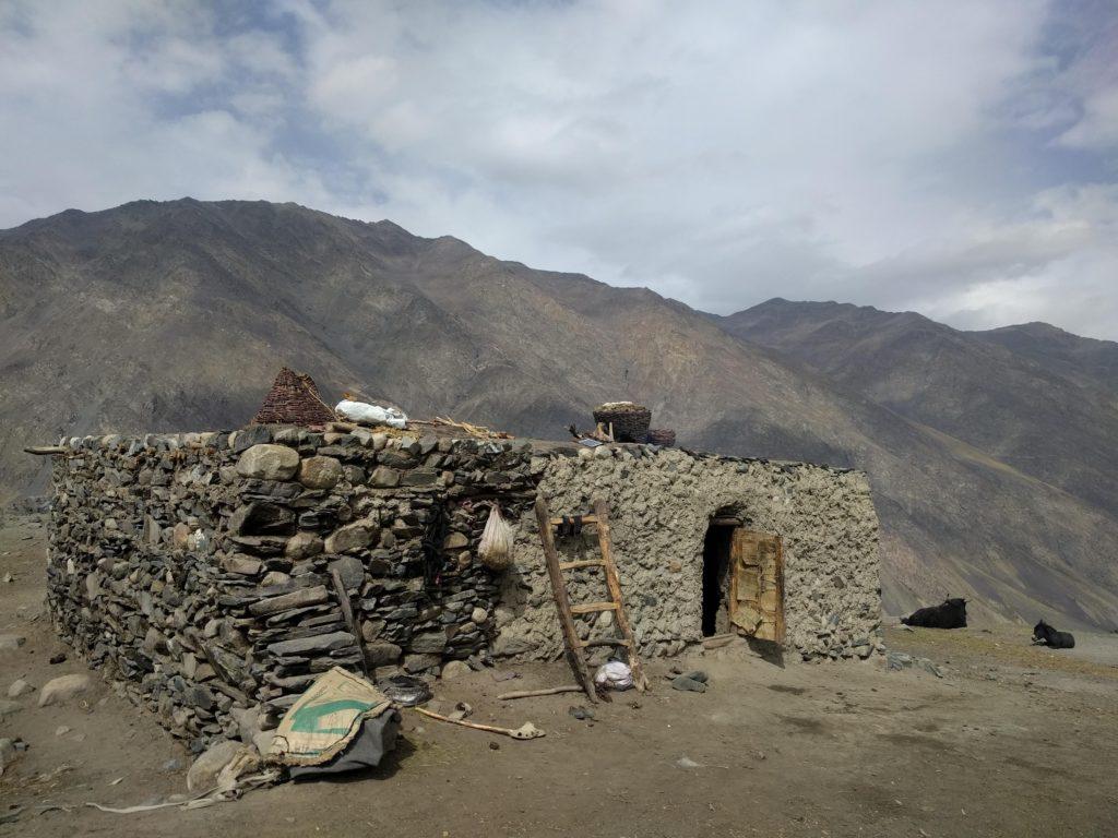 Bashgaz Village