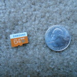 MicroSD card