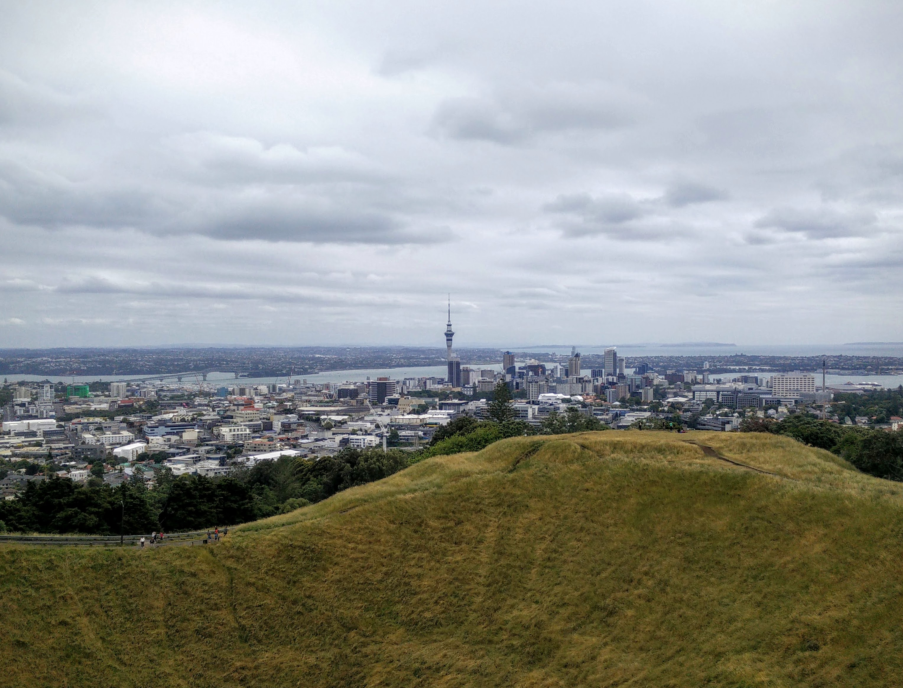 Auckland during the day
