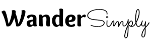 Wander Simply Logo