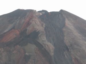 Volcan Pacaya Mini Eruption
